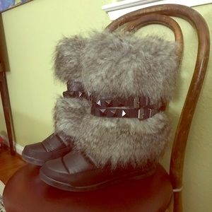 Final Lowest Price!!Baby Phat Winter Boots